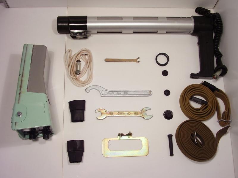 Инструкция к работе с радиометром руп 01