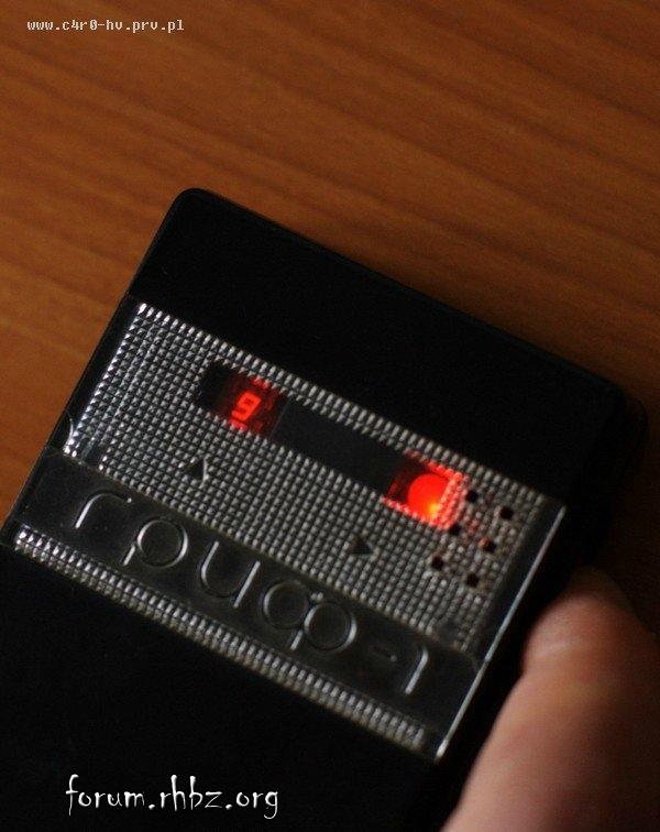 Гриф-1 дозиметр схема